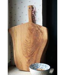 deska rustykalna z dębowego drewna