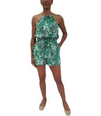 fishbowl juniors' halter romper