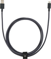 belt braided lightning cable - marine