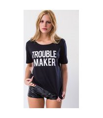 t-shirt ecow trouble maker