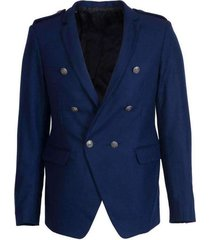 blazer met epauletten it 50