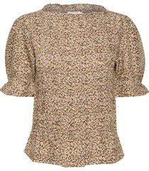 crhenva short sleeve blouse