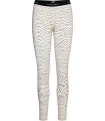 wmns 200 oasis leggings napasoq lines base layer bottoms crème icebreaker