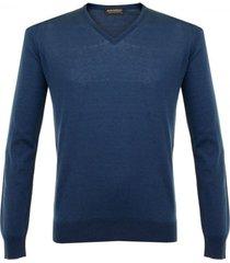 john smedley v neck knitwe js .bamptoni ind.pullover