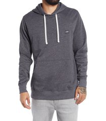 men's billabong all day hoodie, size small