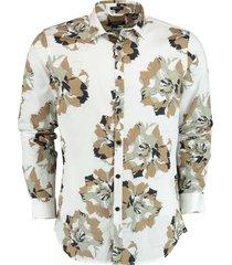 dstrezzed shirt regular collar camo flo 303418/102
