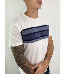 camisetas de hombre - blanca - dts3011