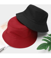 sombrero de pescador casual