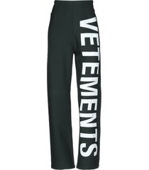 vetements casual pants