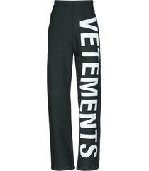 vetements casual pants