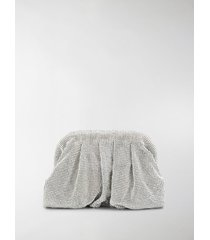 benedetta bruzziches crystal embellished small clutch
