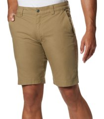 columbia men's big & tall flex roc stretch utility shorts