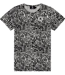converse camiseta chuck taylor graphic print