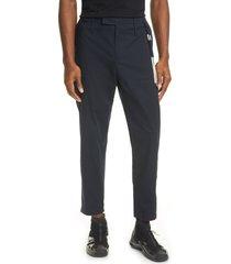 men's craig green slim fit uniform trousers