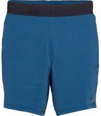 q speed fuel short shorts sport shorts blå new balance