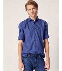 camisa azul prototype bucarest