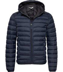 6209626, jacket - sdhailie hood fodrad jacka blå solid