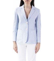 max mara weekend giubilo blend cotton jacket