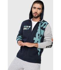 chaqueta azul-gris-negro alpinestars fan club
