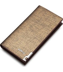 cartera portátil del embrague vertical de la-dorado
