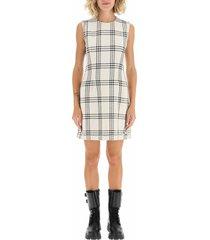 boucle' sheath dress