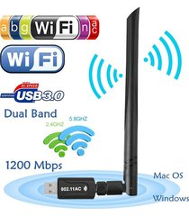 1200 mbps de banda dual 2.4ghz 5ghz wireless usb 3.0 wifi