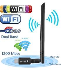 1200 mbps de banda dual 2.4ghz 5ghz wireless usb 3.0 wifi