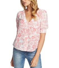 1.state floral-print top