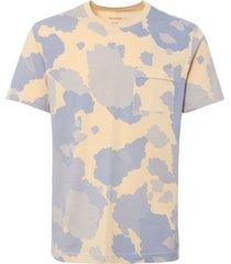 maharishi sky camo t-shirt 6581
