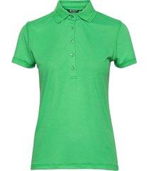 lds clark polo t-shirts & tops polos grön abacus