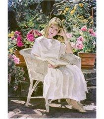 """david lloyd glover arrangement in white canvas art - 20"""" x 25"""""""