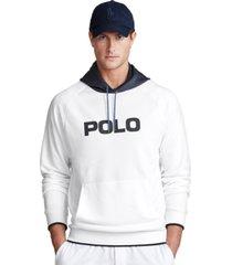 polo ralph lauren men's performance terry hoodie
