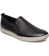 collin 2.0 shoes sneakers loafers svart ecco