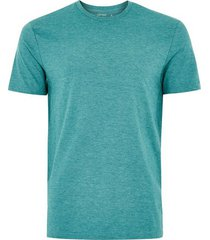 mens green marl t-shirt