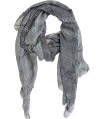 emporio armani dober-man cashmere scarf
