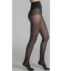 panty silhouette 70 derm con compresión 11/14mmhg gris ibici