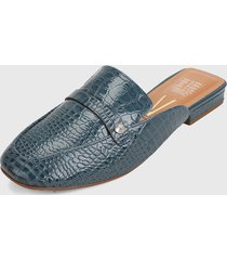 slipper azul vizzano