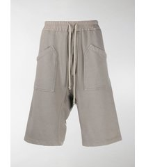 rick owens drkshdw cargo shorts