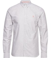oliver oxford shirt overhemd business multi/patroon les deux