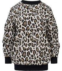 bluza panther oversize