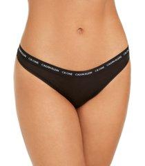 calvin klein ck one micro singles thong underwear qd3790
