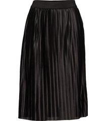 penny cecilie skirt knälång kjol svart bruuns bazaar