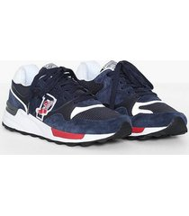 polo ralph lauren athletic sneakers sneakers navy