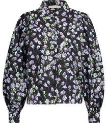 blouse kendall print zwart