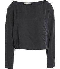 mara hoffman blouses