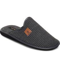 ricard slippers tofflor grå hush puppies