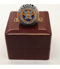 2017 houston astros league baseball jose altuve championship fan ring gift box
