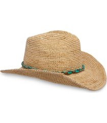 sunday afternoons women's raffia montego hat