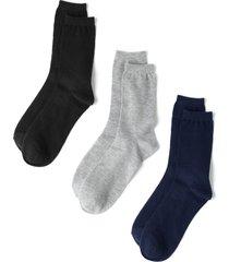 crew 3-pack socks