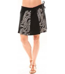 rok bamboo's fashion jupe ba1547 gris